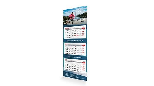 Ortocentrum | Kalendarz trójdzielny MAXI
