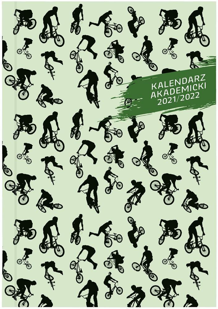 PCV z grafiką - rowery