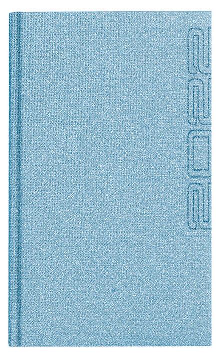 Naturas Len N04 - błękitny