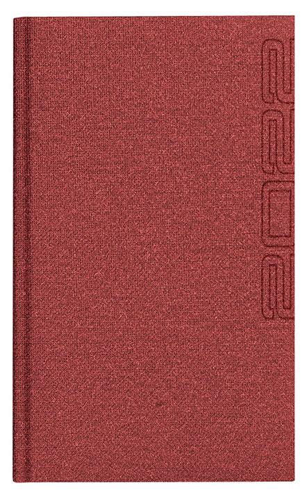 Naturas Len N06 - czerwony